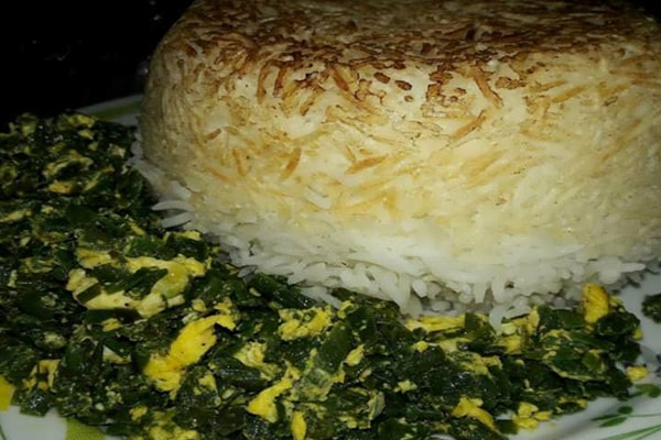 برنج شمالی و سیروابیج